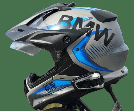 Casque moto intercom Cardo