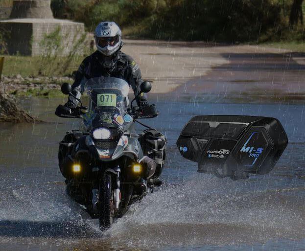 Intercom moto Fodsports M1S