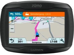 GPS moto Garmin zumo 395lm
