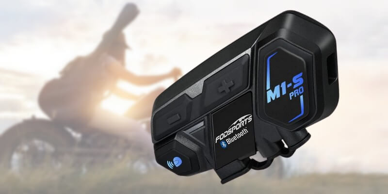 Pourquoi choisir Fodsports m1s comme votre intercom moto ?