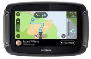 GPS moto TomTom Rider 550