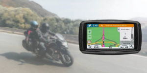 GPS moto Garmin Zumo 595lm - Un motard en road trip