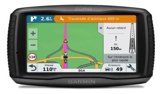 GPS moto Garmin Zumo 595lm