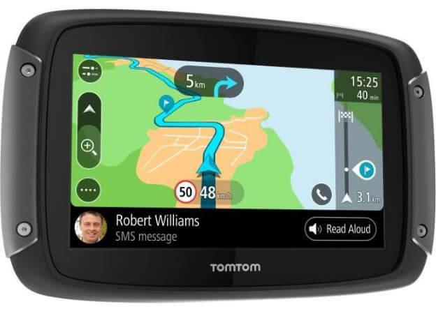 GPS moto Tomtom Rider 50